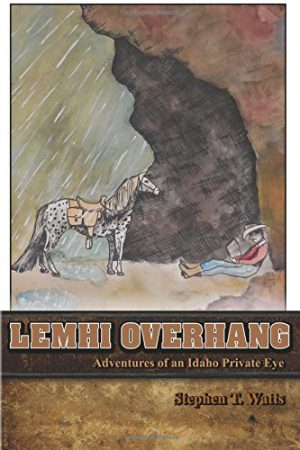 Front cover of Lehmi Overhang
