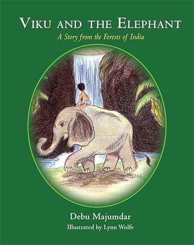 viku and the elephant